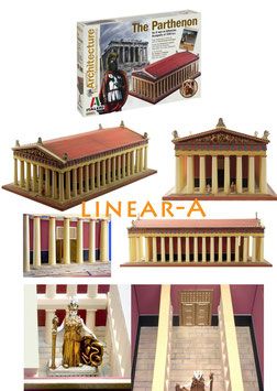 Italeri 68001 The Parthenon 1:250