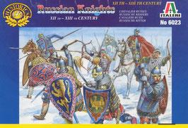ITALERI 6023 Russian Knights - Secondhand