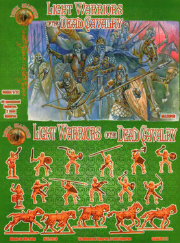 DARK ALLIANCE ALL 72013 LIGHT WARRIORS OF THE DEAD CAVALRY