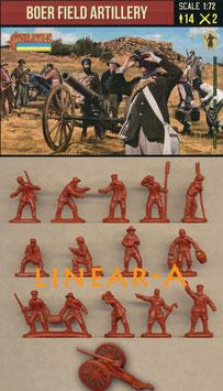 STRELETS 224 Boer Field Artillery