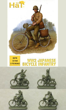 HÄT 8278 WWII JAPANESE BICYCLE INFANTRY