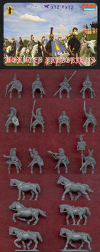 STRELETS 069 MOUNTED PRETORIANS CAVALRY