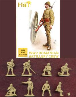 HÄT 8160 WWII Romanian Artillery Crew