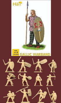 HÄT 8089 Gallic Warband