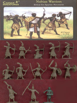 CAESAR H049 NUBIAN WARRIORS ÄGYPTEN