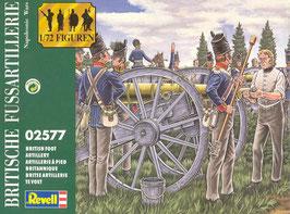 Revell 2577 Britische Fussartillerie - Secondhand