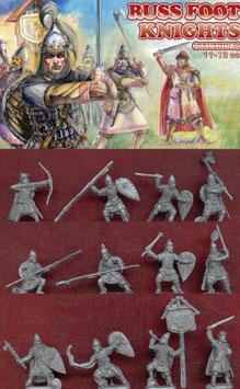 ORION 72031 RUSS FOOT KNIGHT 11-13th. Century