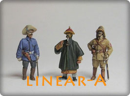 munich-Kits FHEW17 Deutsches Ostasiatisches Expeditionskorps / China 1900 Kolonialzeit Set 2