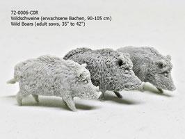 Stenfalk 72-0006-C0R Wildschweine - erwachsene Tiere (Bachen)