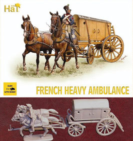 HÄT 8104 FRENCH HEAVY AMBULANCE