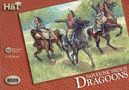 HÄT 8009  Napoleonic French Dragoons - Secondhand
