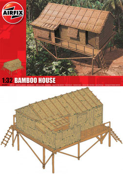 AIRFIX A06382 Bamboo House 1:32