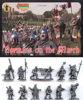 STRELETS M039 NORMANS ON THE MARCH
