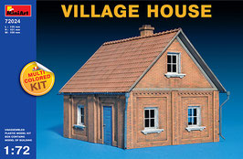 MINIART 72024  VILLAGE HOUSE 1:72