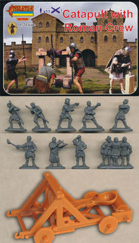 STRELETS A009 CATAPULT WITH ROMAN CREW