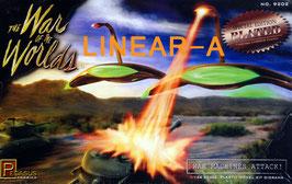 PEGASUS 9202 War of the Worlds War Machines Attack