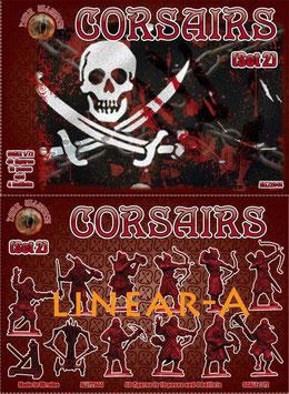 DARK ALLIANCE ALL 72044 Corsairs Set 2