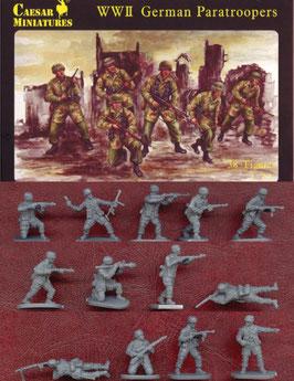 CAESAR H068 WWII GERMAN PARATROOPERS