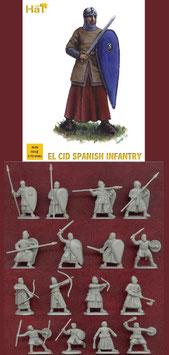 HÄT 8176 EL CID SPANISH INFANTRY