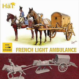 HÄT 8103 NAPOLEON FRENCH LIGHT AMBULANCE