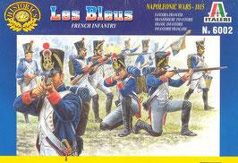 ITALERI 6002 NAPOLEONIC French Infantry - Secondhand