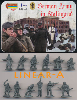 STRELETS M093 WWII GERMAN ARMY IN STALINGRAD