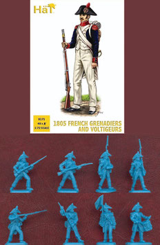 HÄT 8171 FRENCH GRENADIERS VOLTIGEURS