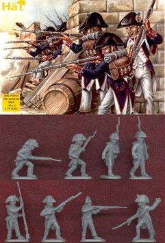 HÄT 8062 Napoleonic 1805 French Line Infantry
