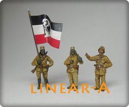 """munich-Kits FHEW15 Deutsche Kolonie """"Ost Afrika"""" 1914 Set 2"""