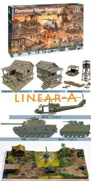 Italeri 6184 VIETNAM WAR