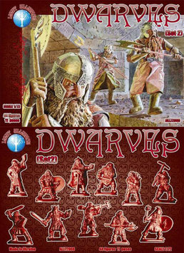 DARK ALLIANCE ALL 72008 DWARVES/ZWERGE SET 2
