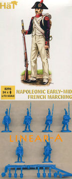 HÄT 8296 NAPOLEONIC EARLY- MID FRENCH MARCHING