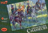 HÄT 8029 Napoleonic French Chasseurs a Cheval - Secondhand