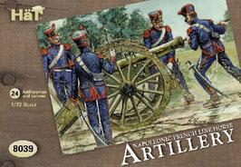 Hät 8039 Napoleonic French Line Horse Artillery