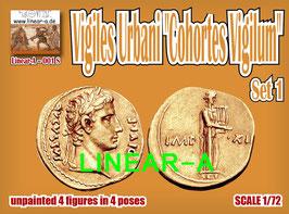 "LINEAR-A 001s Vigiles Urbani ""Cohortes Vigilum"" Set 1"