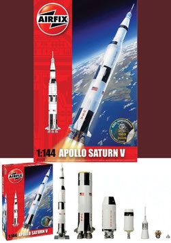 AIRFIX A11170 APOLLO SATURN V 1:144