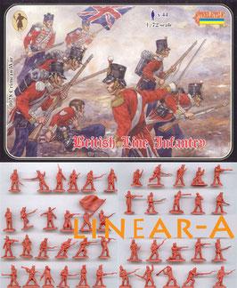 "STRELETS 028 British Line Infantry ""Krimkrieg"""
