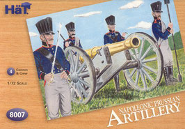 HÄT 8007 Napoleonic Prussian Artillery - Secondhand