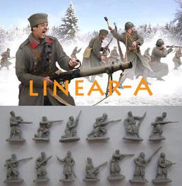 STRELETS M126 WWI Serbian Infantry in Winter Uniform