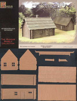 PEGASUS 7703 Russian Izba Log Houses
