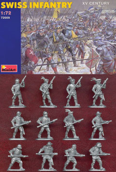 MINIART 72009 SWISS KNIGHTS