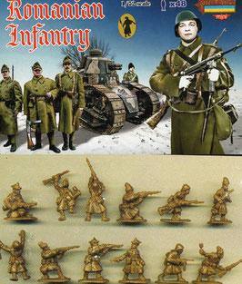 STRELETS M061 WWII ROMANIAN INFANTRY