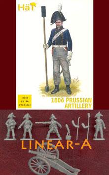 HÄT 8230 PRUSSIAN ARTILLERY