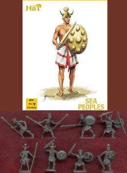 "HÄT 8078 Sea Peoples ""Biblicals"""