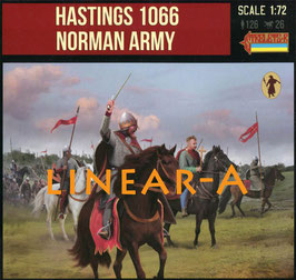 STRELETS 910 Hastings 1066 Norman Army