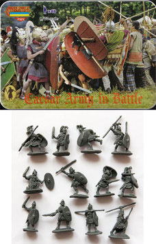 STRELETS M089 CAESAR ARMY IN BATTLE