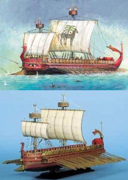 ZVEZDA 9030 Carthagenian Ship