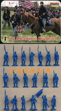 STRELETS 149 US Infantry on the March