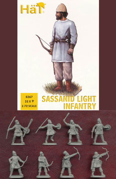 HÄT 8267 Sassanid Light Infantry