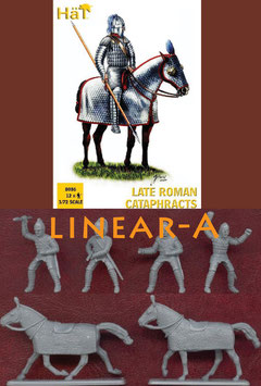 HÄT 8086 LATE ROMAN CATAPHRACTS